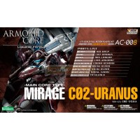 AC008 Main Core Type Mirage C02-Uranus